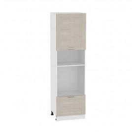 Шкаф пенал под б/т с 1-ой дверцей и ящиком 606 Лофт Виват