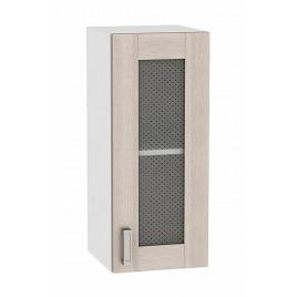 Шкаф верхний с 1-ой остекленной дверцей 720 Ш300 Лофт Виват