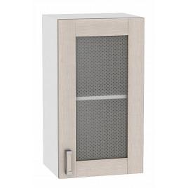 Шкаф верхний с 1-ой остекленной дверцей 720 Ш400 Лофт Виват