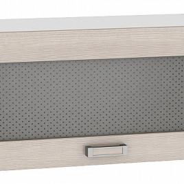 Шкаф верхний горизонтальный остекленный  800 Лофт Виват