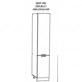 ОРИО ПН-400М шкаф-пенал напольный