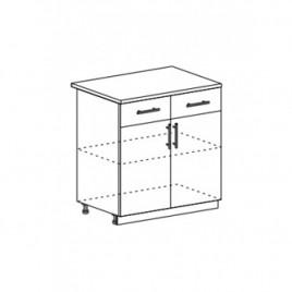 ОРИО ШН2Я-800 шкаф нижний с ящиком