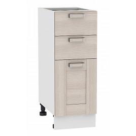 Шкаф 300 нижний с 3-мя ящиками Лофт Виват