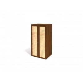 Шкаф для одежды 2х дв. Г588хШ722хВ1369мм.