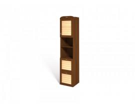 Шкаф-пенал для книг Г450хШ480хВ2199мм