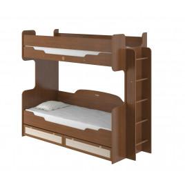 Кровать 2х ярусная 800 Г865хШ2135хВ1810 мм