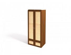 Шкаф для одежды 2х дв. с ящиками Г560хШ875хВ2199мм