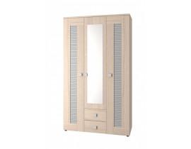 Шкаф для одежды 3х дв. 588х1450х2243