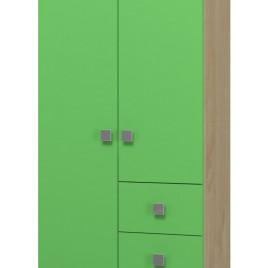 Шкаф для одежды Г450хШ866хВ2043мм.