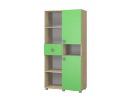 Шкаф для книг Г450хШ866хВ1762мм.