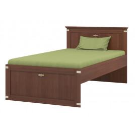 Кровать 1200 с настилом Г1290хШ2085хВ1005 мм