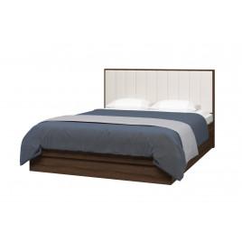 Кровать 1600мм без ортопеда Г1642хШ2096хВ1075мм.
