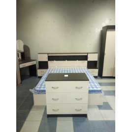 Спальня Бася -3 модульная