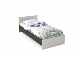 КР-555 кровать 0,9 м для спальни Бася