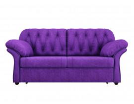 Диван вперед - выкатной Ванкувер фиолетовый
