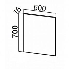 Фасад одинарный 60 см П601 ТИТО