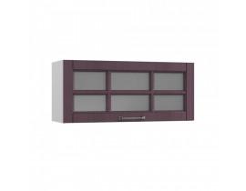 ШВГС-800 шкаф горизонтальный со стеклом ТИТО