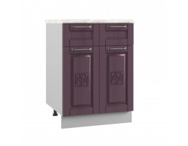ШН2Я-600 шкаф нижний с ящиком ТИТО