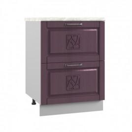 ШНК2-600 шкаф нижний с 2 ящиками ТИТО