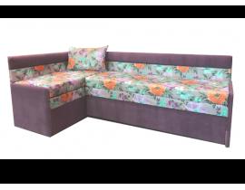 Кухонный угловой диван со спальным местом Инфанса