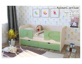 Кровать для детской Соня 1,6 м