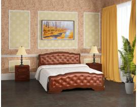 Кровать Карина-10 орех