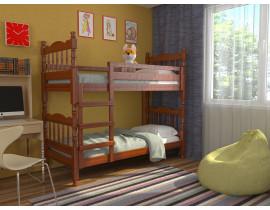 Детская кровать Соня орех