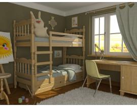 Детская кровать Соня сосна