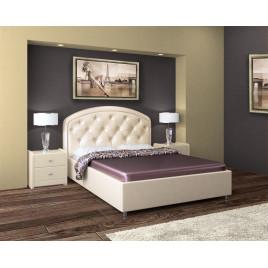Кровать Валенсия экокожа подъемная