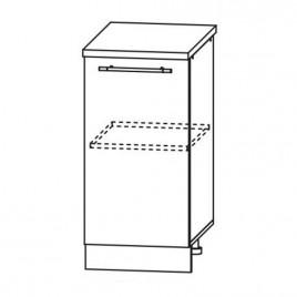 ЛОФТ ДСВ ШН-400 шкаф нижний