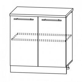 ЛОФТ ДСВ ШН-800 шкаф нижний
