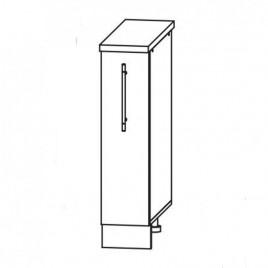 ЛОФТ ДСВ ШНБ-200 шкаф-бутылочница