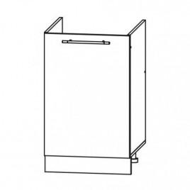 ЛОФТ ДСВ ШНМ-500 шкаф нижний для мойки