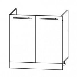 ЛОФТ ДСВ ШНМ-800 шкаф нижний для мойки