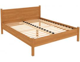 Кровать двухместная с ортопедическим основанием 615
