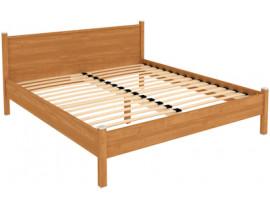 Двухместная кровать с ортопедическим основанием 616