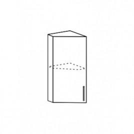 Техно шкаф верхний торцевой ШВТ-300