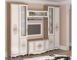 Модульная мебель для гостиной Династия