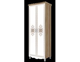 Шкаф для одежды 2-х дверный 16 Династия