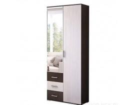 Модульная гостиная Яна шкаф 2х дверный ШК 751