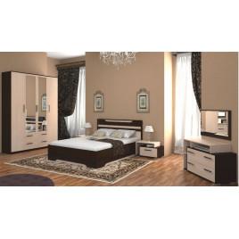 Модульный спальный гарнитур Прага