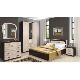 Модульный спальный гарнитур Венеция
